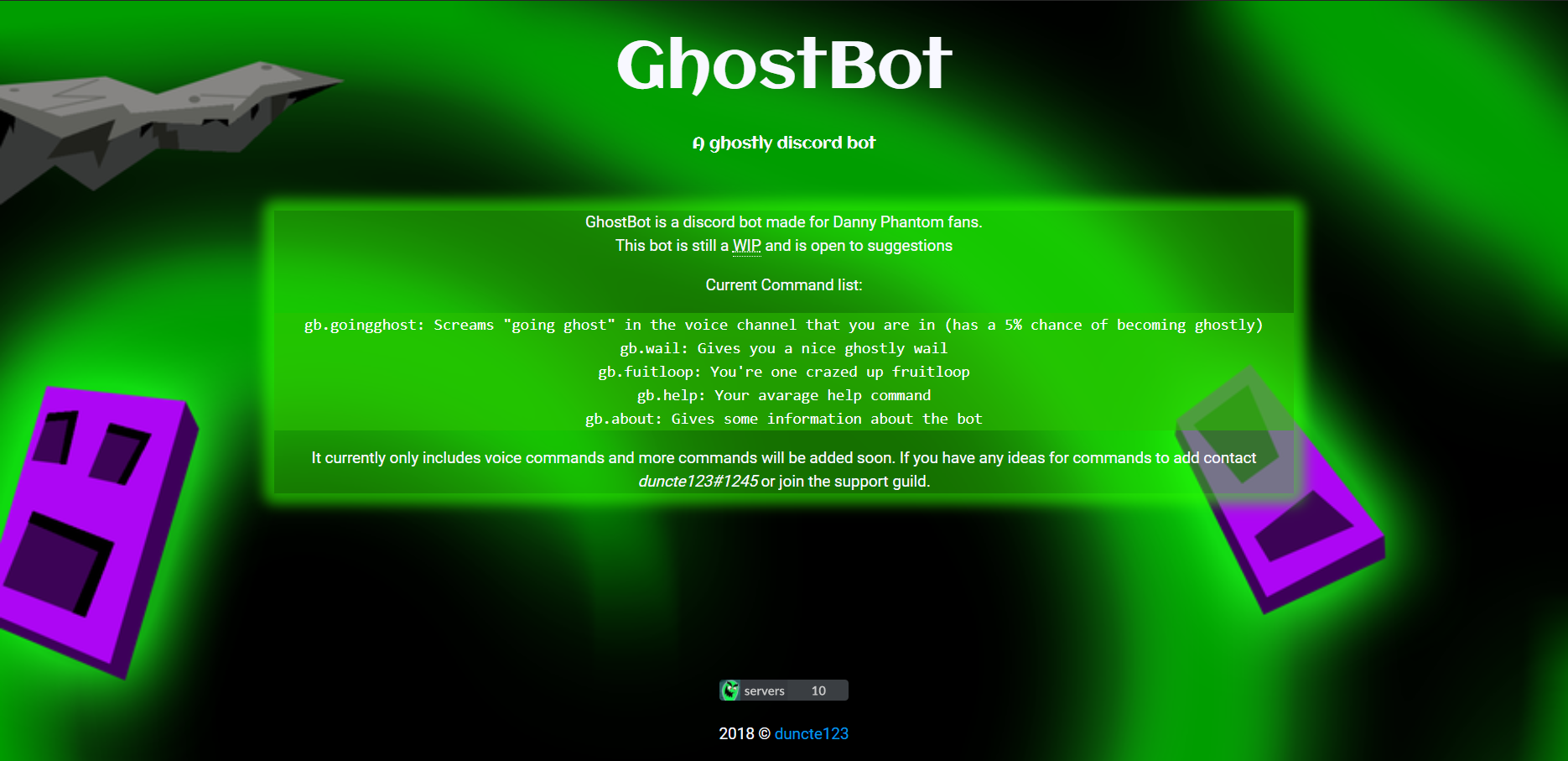 Ghostbot (website)
